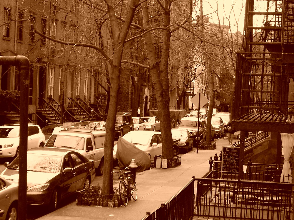 Greenwich Village by RuthTatnell