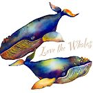 Love the Whales by dotsofpaint