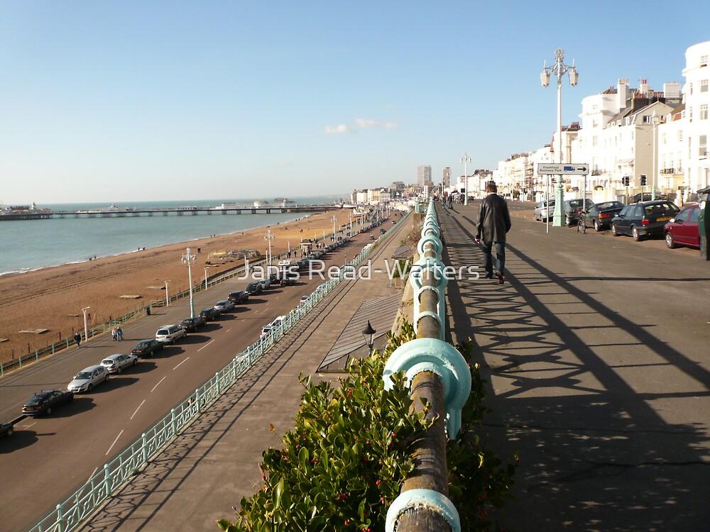 seaside by Janis Read-Walters
