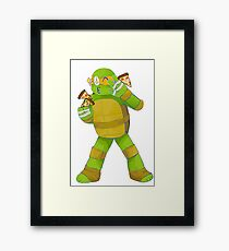 mikey Framed Print