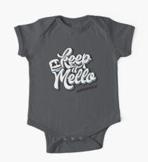 Keep it Mello One Piece - Short Sleeve