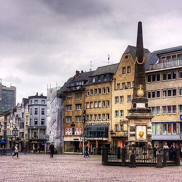 Bonn Market Square by tomg