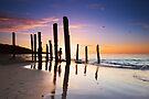 Port Willunga Sunset by KathyT