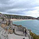 Minack Theatre , Porthcurno Cornwall-take 2 by lynn carter