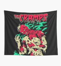 The Cramps (Colour) Wall Tapestry