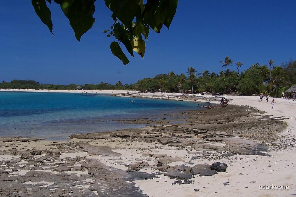 Mystery Island by odarkeone