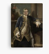 Griffin Mcelroy, Founding Father Canvas Print