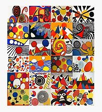 Alexander Calder Photographic Print
