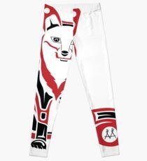 Mahkesis - Fox Leggings