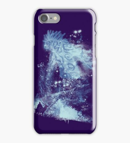 forest spirit rising iPhone Case/Skin