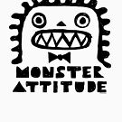 Monster Attitude by Andi Bird