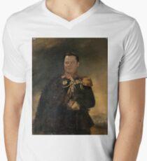Goof Master General, Justin Mcelroy Men's V-Neck T-Shirt