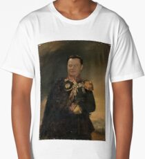 Goof Master General, Justin Mcelroy Long T-Shirt