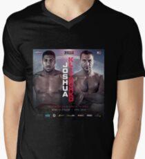 ANTHONY JOSHUA VS WLADIMIR KLITSCHKO OFFICIAL POSTER T-Shirt