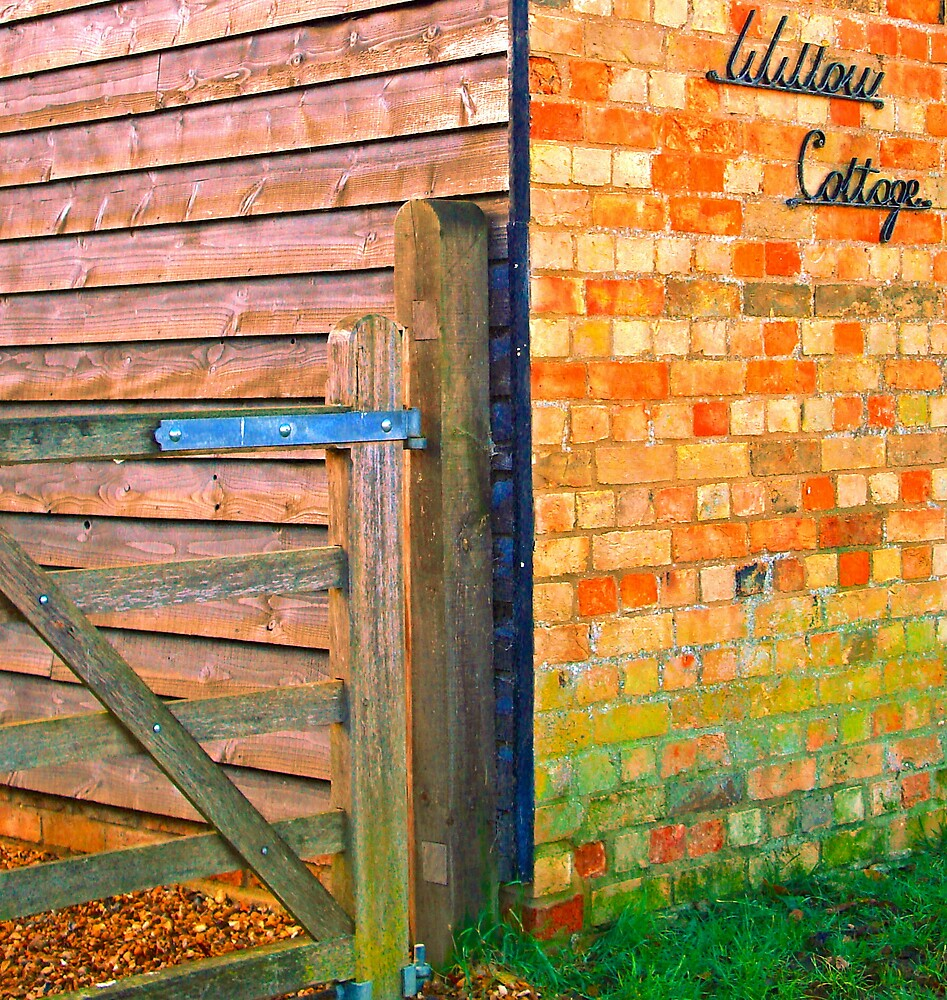 Willow Cottage ..  by Kate Towers IPA
