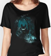 the big friend Women's Relaxed Fit T-Shirt