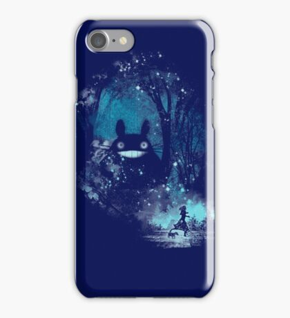 the big friend iPhone Case/Skin