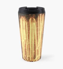 A Dreamy Lightbulb. Travel Mug