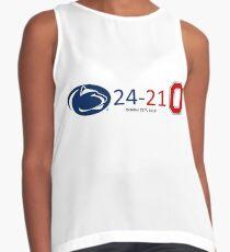 24-21 Penn State Ohio State 2016 Score Contrast Tank