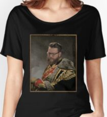 Soft Prince Regent, Travis Mcelroy Women's Relaxed Fit T-Shirt