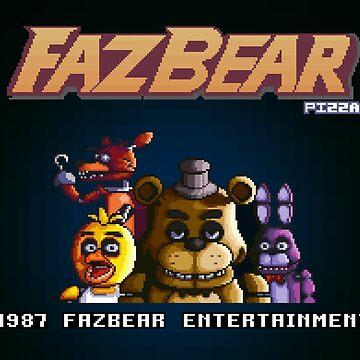 FazBear by SpencerEX