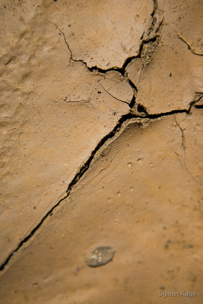 Mud Crack by syman