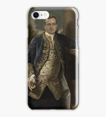 Griffin Mcelroy, Founding Father iPhone Case/Skin