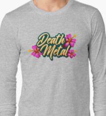 Death Metal Hawaii Long Sleeve T-Shirt