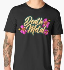 Death Metal Hawaii Men's Premium T-Shirt