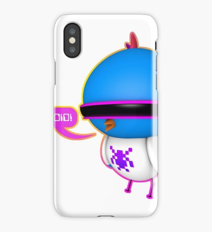 B.B. Buttons - Wastoid! iPhone Case