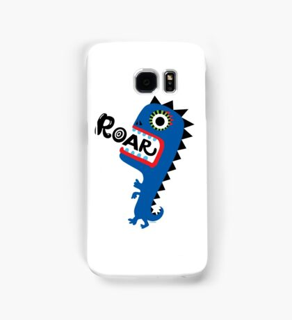 Roar Monster Samsung Galaxy Case/Skin