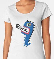 Roar Monster Women's Premium T-Shirt