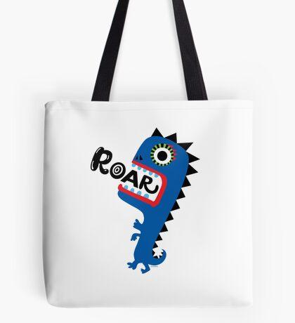Roar Monster Tote Bag