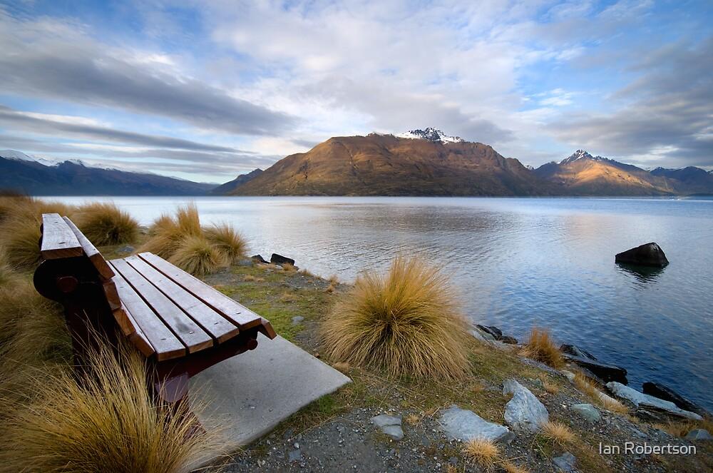 take a seat... by Ian Robertson