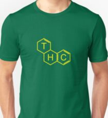 Chemical bonding - THC (honey gold) Unisex T-Shirt