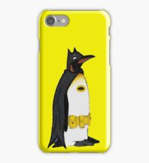 batguin iPhone Case/Skin