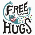 Free Hugs by Andi Bird
