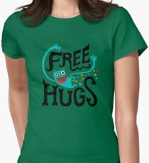 Free Hugs Women's Fitted T-Shirt