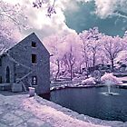 The Old Mill - Infrared 1 by mal-photography