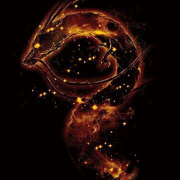 haku nebula by fredlevy-hadida