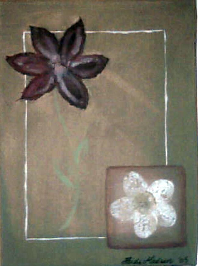 flowers II by heidihodk