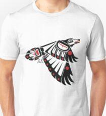 Kahkakiw Raven Unisex T-Shirt