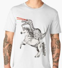 Raptor & Unicorn Men's Premium T-Shirt