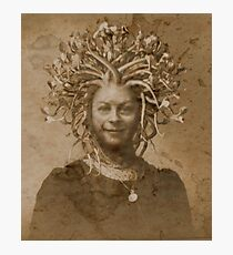 Lady Geraldine Harper Photographic Print