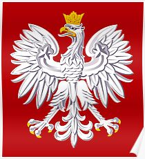 Poland Coat of Arms Poster