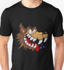 Big Hungry wolf head Unisex T-Shirt