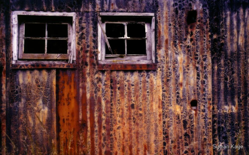Rusty Barn #2 by syman