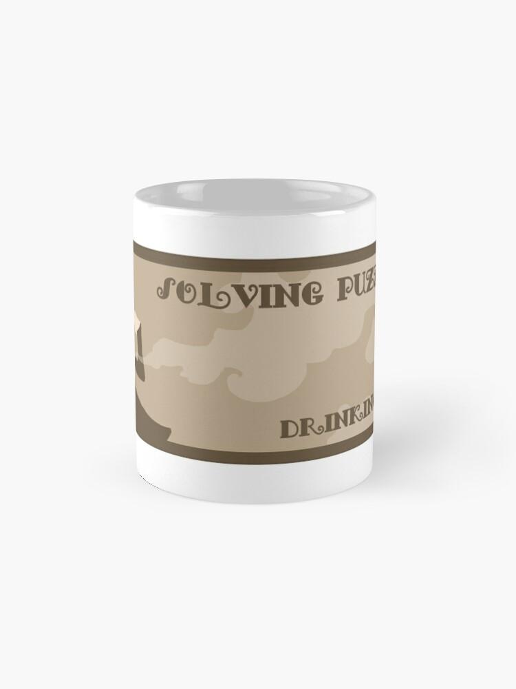 Vista alternativa de Taza Hora del té con el profesor