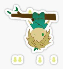 Duck Hangout Sticker