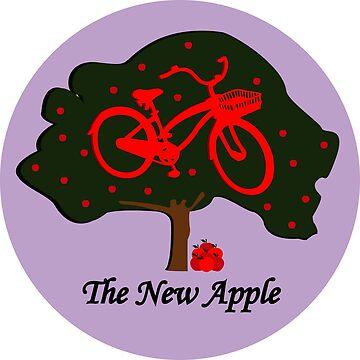 Apple A Day Logo by delcarlodesign